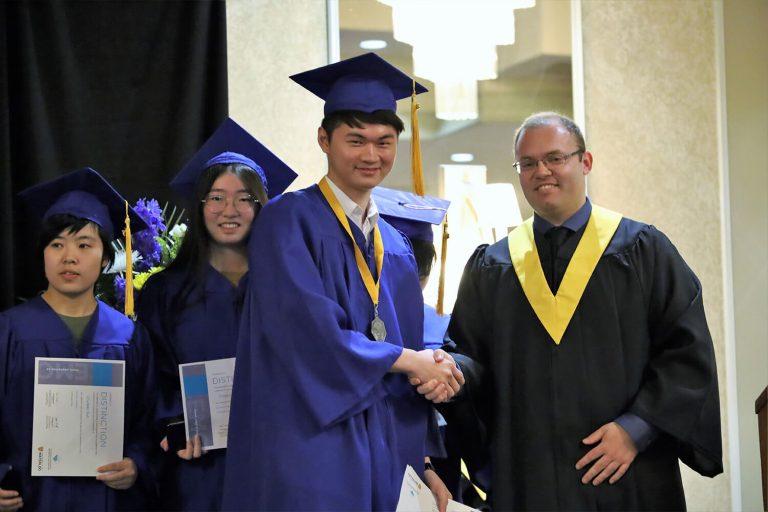Royal Crown School Graduation