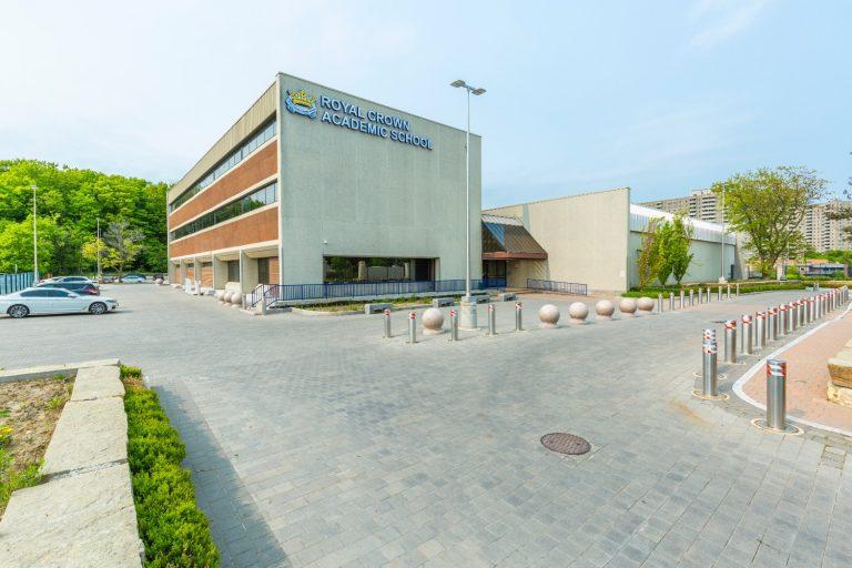 RCAS Building